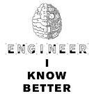 Ingenieur, den ich besser kenne von DCornel