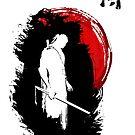 Einsamer Samurai von DCornel