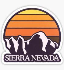 Sierra Nevada | Mountain Sun Sticker