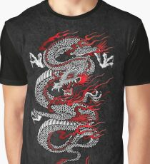 Asian Dragon Graphic T-Shirt