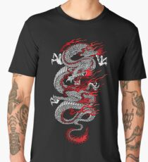 Asian Dragon Men's Premium T-Shirt
