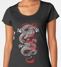 Asian Dragon Women's Premium T-Shirt