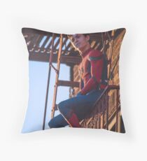 Tom Holland - Spidey 2 Throw Pillow