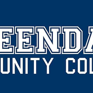 Greendale Community College by JimmysBook