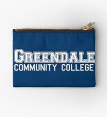 Greendale Community College Studio Pouch