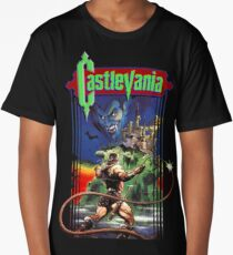 CASTLEVANIA Long T-Shirt