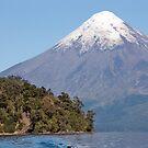Mt Tronador Splendor by phil decocco