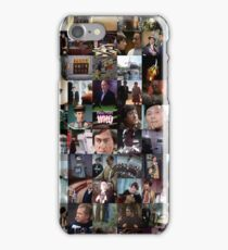 60s Who Colourisations iPhone Case/Skin