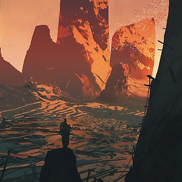 Towards The Sun by amirzand