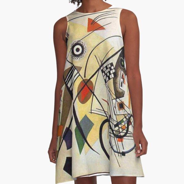 Composition A-Line Dress