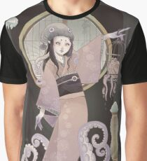 NAMIKO (with background) Graphic T-Shirt
