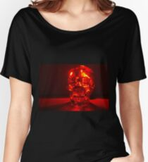 Crystal Skull Women's Relaxed Fit T-Shirt