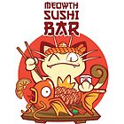 Sushi Bar by kingsandqueens