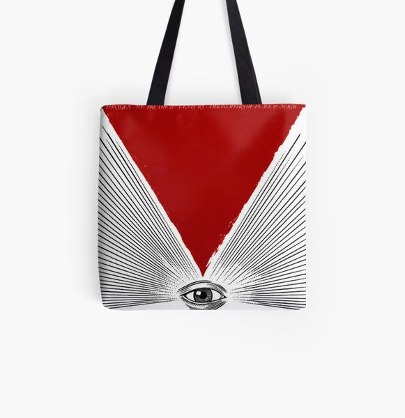 Foxygen - We are the Twenty First Ambassadors of Peace and Magic All Over Print Tote Bag