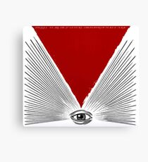 Foxygen - We are the Twenty First Ambassadors of Peace and Magic Canvas Print