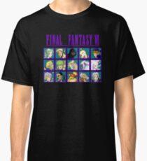 Final Fantasy Heroes Classic T-Shirt