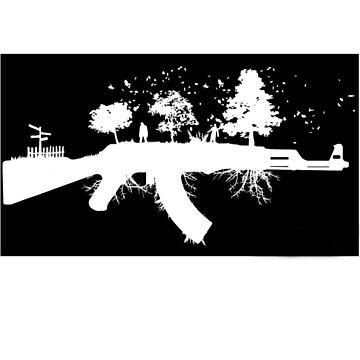 DayZ AK Survival Style by SuperHigh