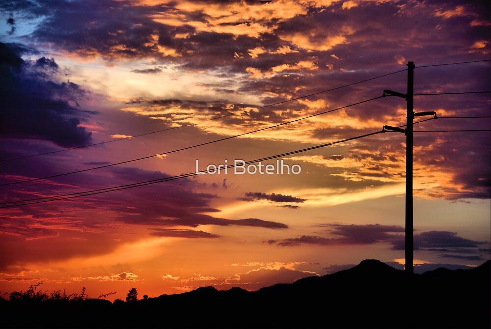 heavenly color by Lori Botelho