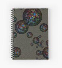 Rainbow Bubble Spiral Notebook
