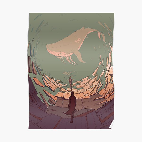 DH: Late Night Whale Poster
