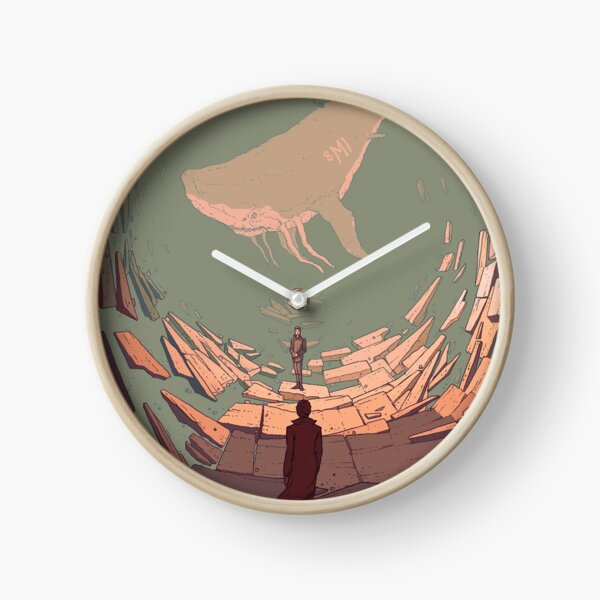 DH: Late Night Whale Clock