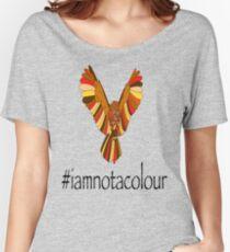 #iamnotacolour Women's Relaxed Fit T-Shirt