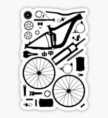 Bike parts - MTB Sticker