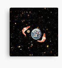 cosmic power Canvas Print