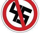 Nazi Trump F$@k Off by NerdgasmsByKat