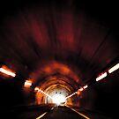 tunnel by Angel Jesús Pérez Alfonso