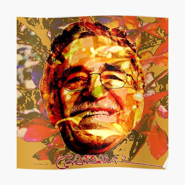 Gabriel García Marquez Poster