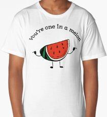 You're one in a melon funny fruit pun T-shirt Long T-Shirt