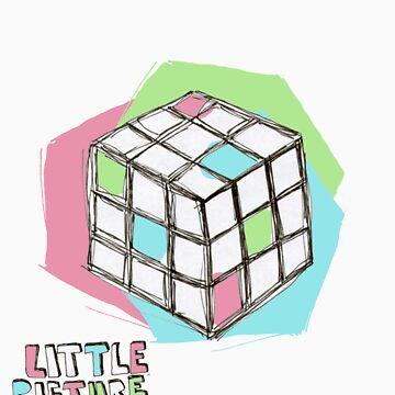 Little Cube by Toli