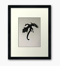 Myths and Legends Framed Print