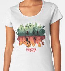 Stranger Things Women's Premium T-Shirt