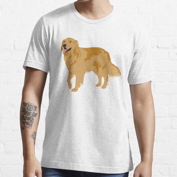Golden Retriever Camiseta esencial