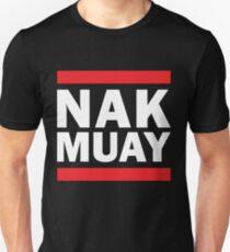 Muay Thai Strikers Nak Muay Fighter T-Shirt