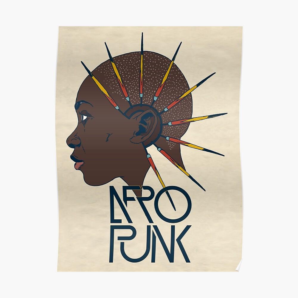 AfroPunk Poster