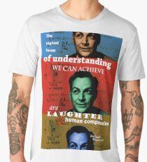 Richard Feynman 2 Men's Premium T-Shirt