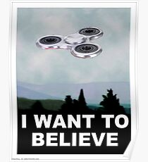 I Want To Spin Poster