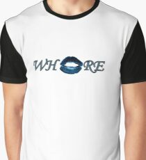 Whore Graphic T-Shirt