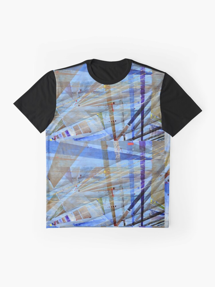 Alternate view of The Ephemeral Nature of Vision Graphic T-Shirt