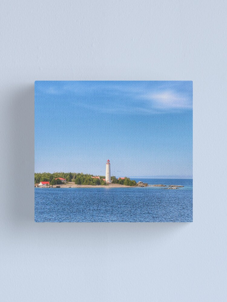 Alternate view of Lighthouse Canvas Print