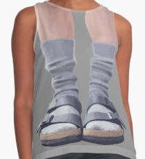 BIRKS AND SOCKS Contrast Tank