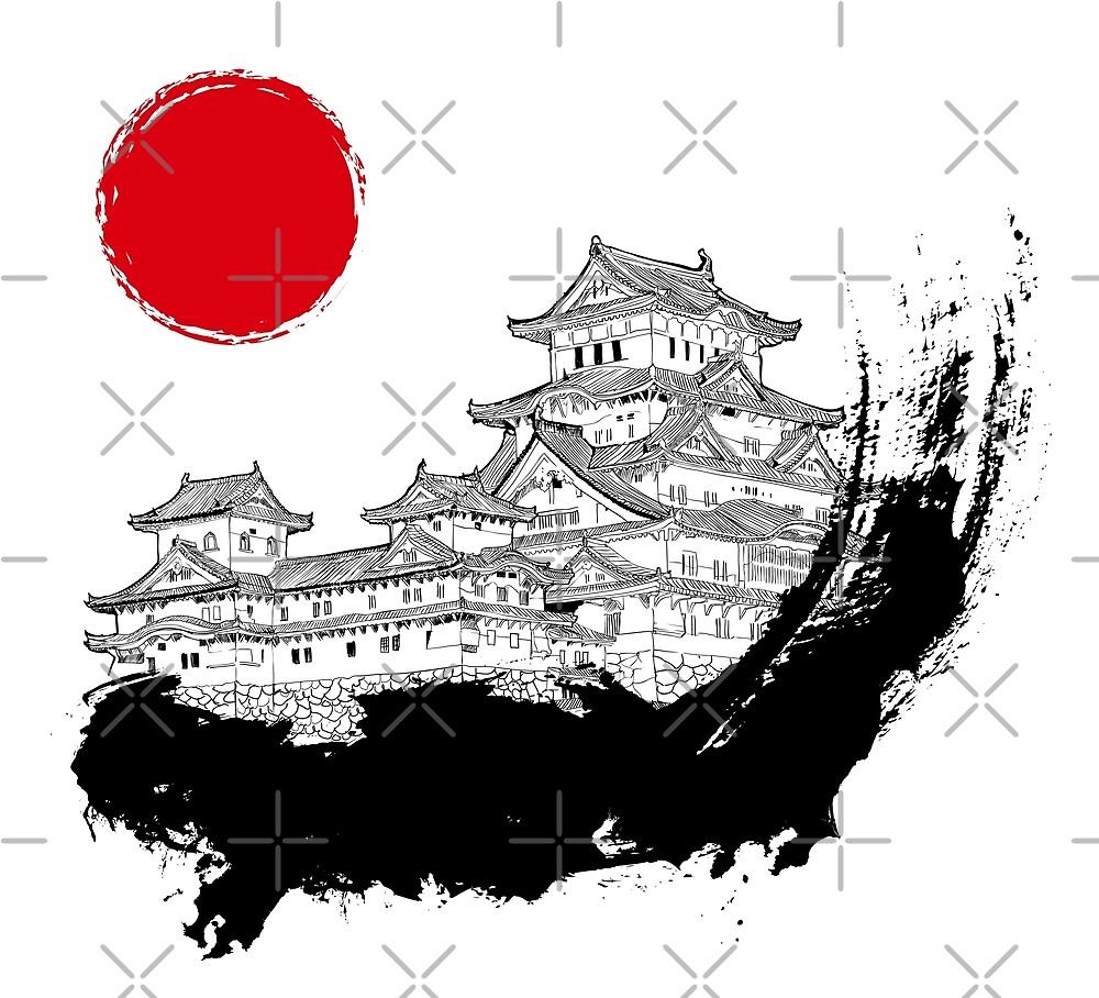 Japanese Palace by DCornel
