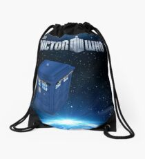 Doctor Who  Drawstring Bag