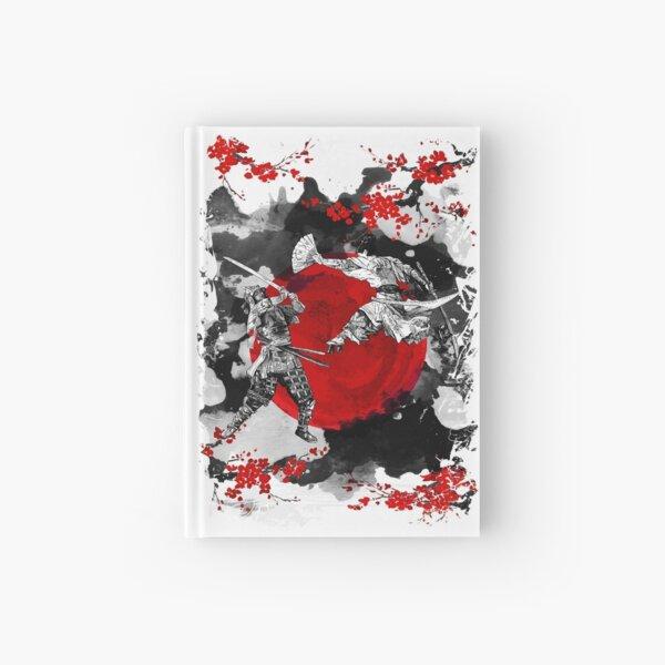 Samurai Fighting Hardcover Journal