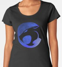 Thundercats - Blue Moon Women's Premium T-Shirt