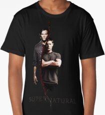 Supernatural 3 Long T-Shirt