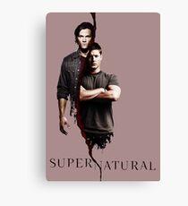Supernatural 3 Canvas Print